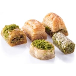 Mix di Baklava assortiti