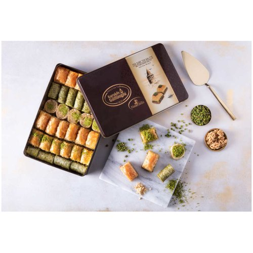 Mixed Baklava in Special Box (1kg)