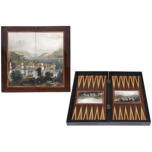 Bosphorus Handmade Backgammon