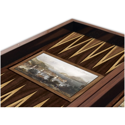 Backgammon fatto a mano di Bosphorus