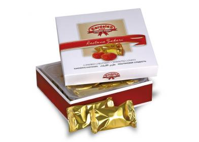 Candied Chestnuts Gift Box (180g) - Grand Turkish Bazaar-4