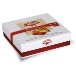 Scatola regalo di castagne candite (180g) - Grand Turkish Bazaar