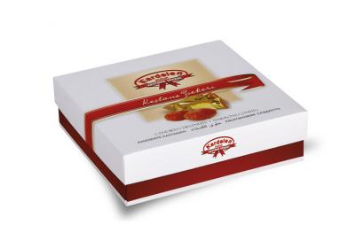 Candied Chestnuts Gift Box (180g) - Grand Turkish Bazaar