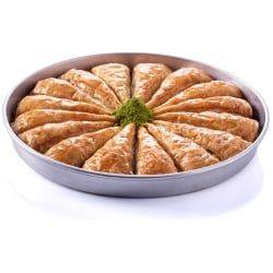 Carrot Slice Tray Baklava