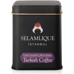 Chocolate Turkish Coffee Box (125g) - Grand Turkish Bazaar