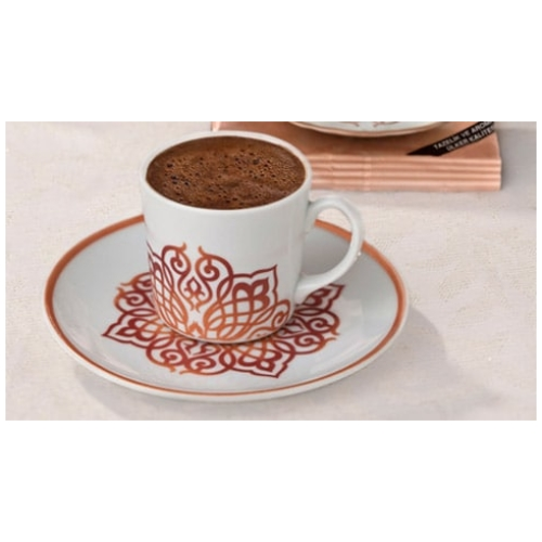 Cinnamon Turkish Coffee Sachets Packs of 24 - Grand Turkish Bazaar-4
