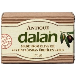 Dalan Antique Pirina Olive Oil Soap 1 Bar (170g) - Grand Turkish Bazaar