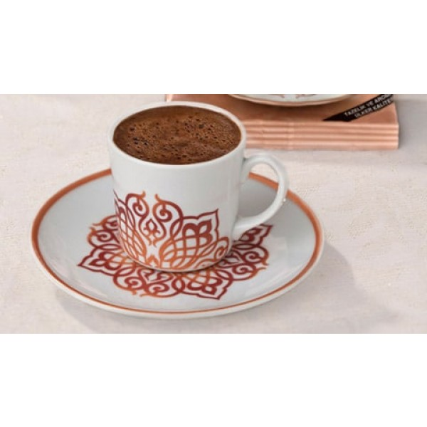 Dark Roast Turkish Coffee Box (125g) - Grand Turkish Bazaar-4