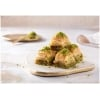 dry long lasting baklava with pistachio