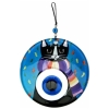 Fusion Evil Eye - Blown Glass - 11 - Grand Turkish Bazaar