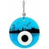Fusion Evil Eye - Blown Glass - 13 - Grand Turkish Bazaar