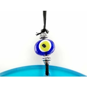 Fusion Evil Eye - Blown Glass - 12 - Grand Turkish Bazaar-3
