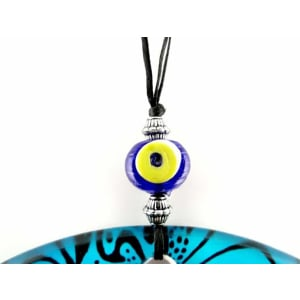 Fusion Evil Eye - Blown Glass - 3 - Grand Turkish Bazaar-3