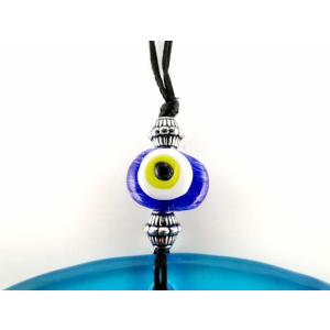Fusion Evil Eye - Blown Glass - 4 - Grand Turkish Bazaar-3