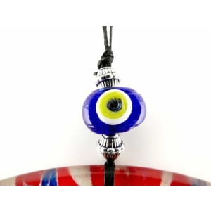Fusion Evil Eye - Blown Glass - 5 - Grand Turkish Bazaar-3