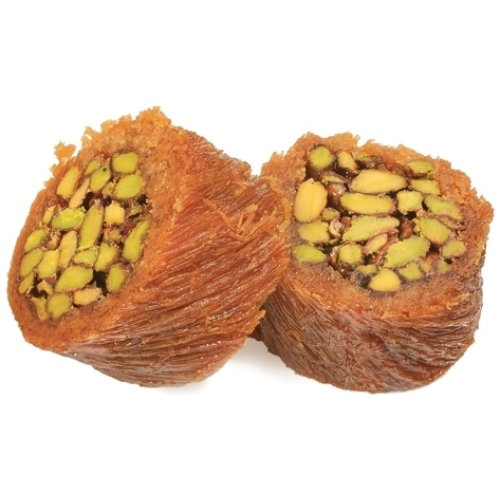 Wrapped Kadayifi with Pistachio (500g)