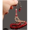 Kazaziye Red Amber Prayer Beads