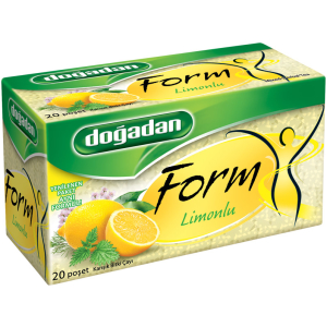 Lemon Form Tea