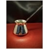Nickel Turkish Coffee Pot - Large Size - Grand Turkish Bazaar