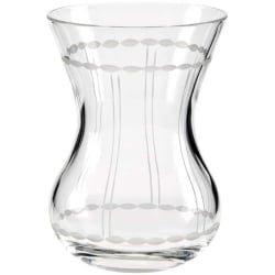 Nota Turco Tea Glass - Grand Turkish Bazaar
