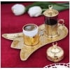 Ottoman Tulip Coffee Set for One