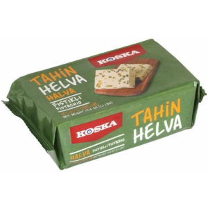 Pistachio Halva (500 Gr.) - Grand Turkish Bazaar
