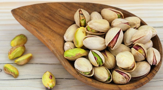 Turkish Pistachio (100g) - Grand Turkish Bazaar