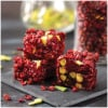 Pomegranate Covered Turkish Delight