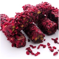 Pomegranate Turkish Delight (1000gr.) - Grand Turkish Bazaar