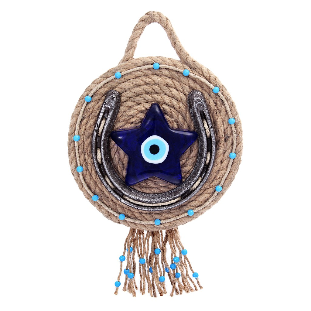 Rope evil eye wall decor handmade grand turkish bazaar star rope evil eye wall decor handmade grand turkish bazaar amipublicfo Gallery