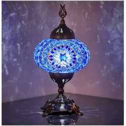 Mosaic Table Lamp, No2