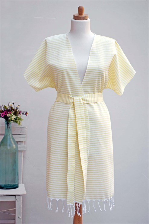 Traditional Pastamal Bathrobe
