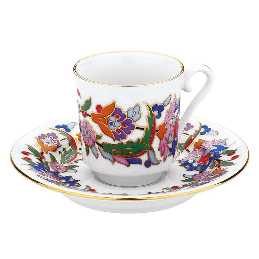 Traditional Turkish Coffee Serving Set For Six 457 Grand Bazaar Istanbul Online Ping