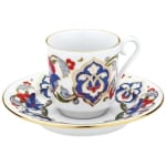 Traditional Turkish Coffee Serving Set for Six - 557