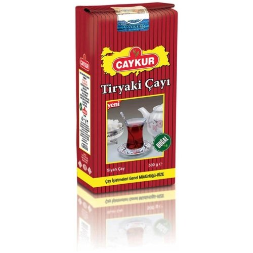 Turkish Addicted Black Tea (1000gr) (35oz) - Grand Turkish Bazaar