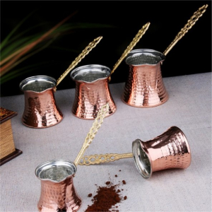 Turkish Coffee Pot Set for 5