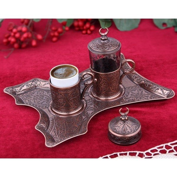 Turkish Coffee Set for One
