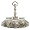 Turkish Mirra Coffee Set for Six