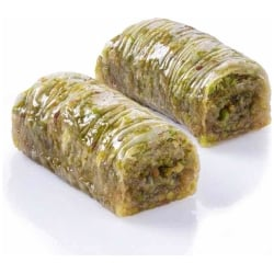 Wrap with pistachio