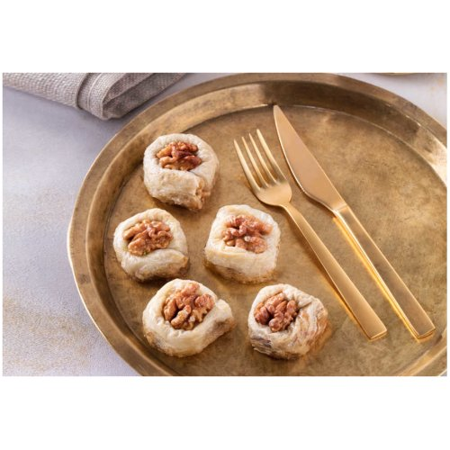 Burma Baklava with Walnut
