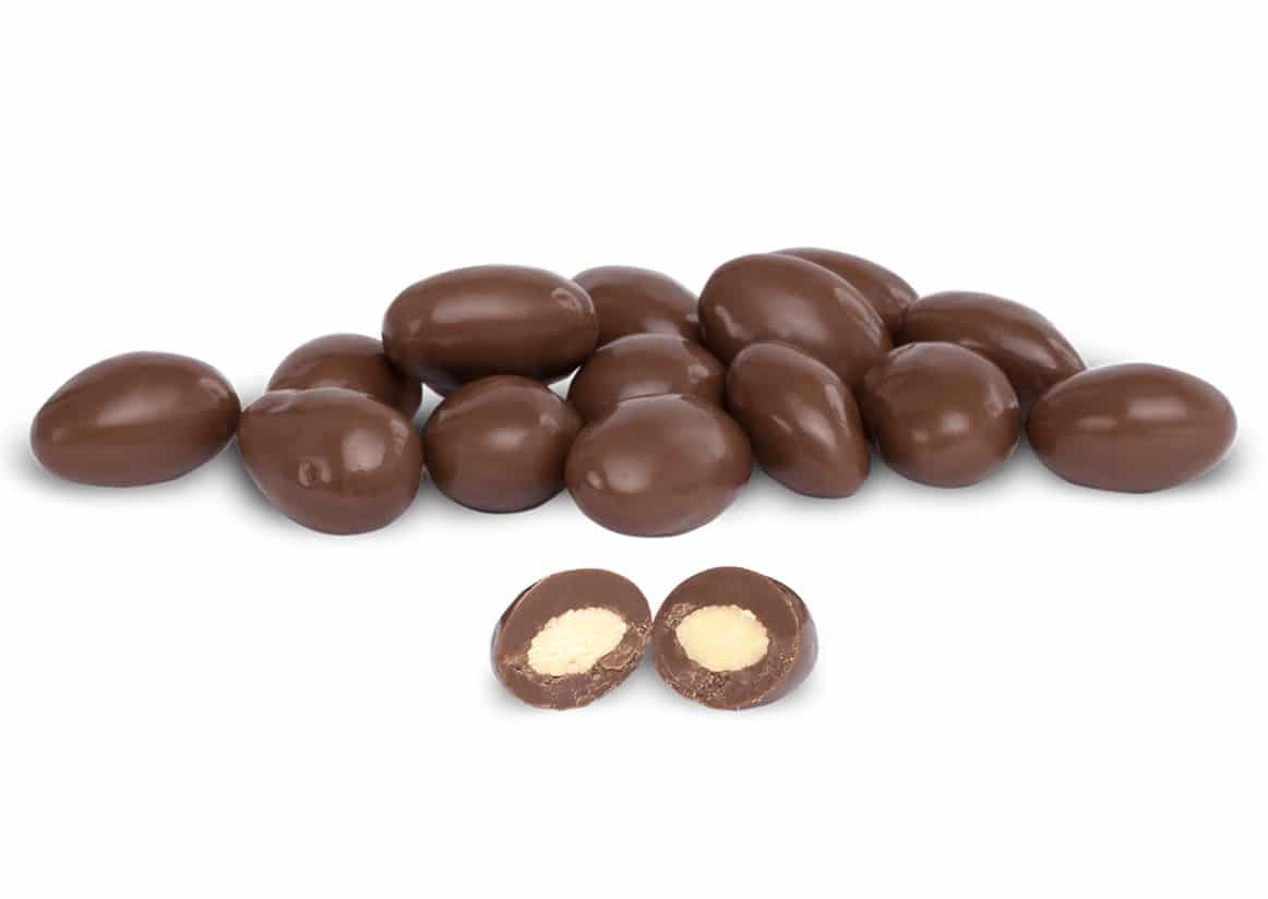 Buy Almond Dragee Covered with Chocolate, 200gr - Grand Bazaar ...