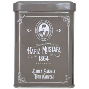 Hafiz Mustafa Mastic Gum Turkish Coffee