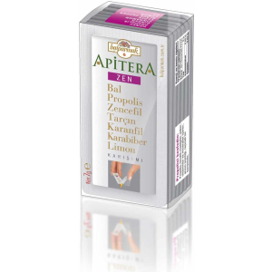 Apitera Zen Fold Honey with Herbs