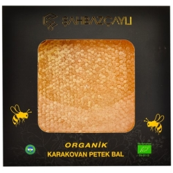 Sahbazcayli Natural Honeycomb Honey Organic