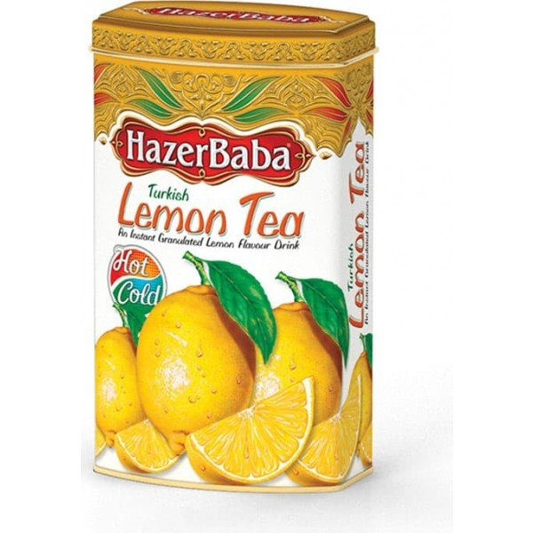 Turkish Lemon Tea, Hazer Baba