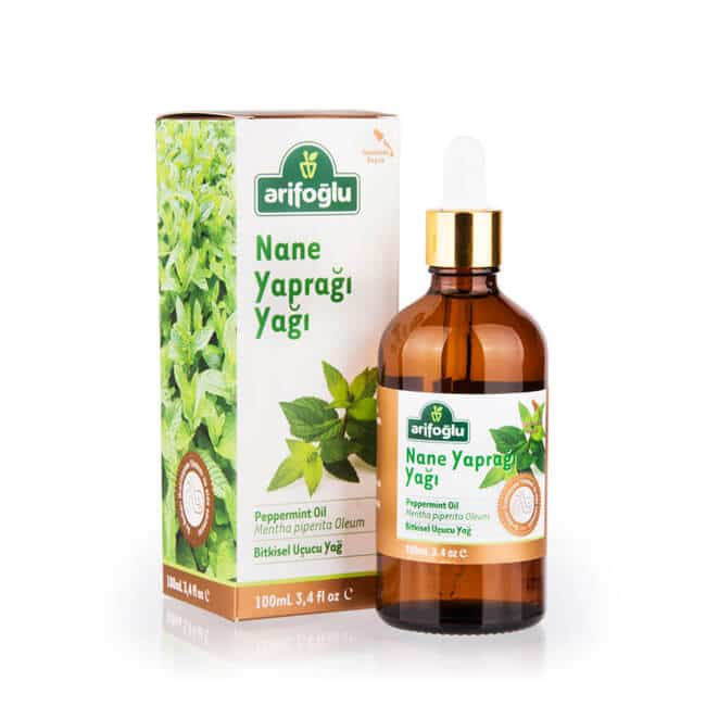 Turkish Peppermint Oil
