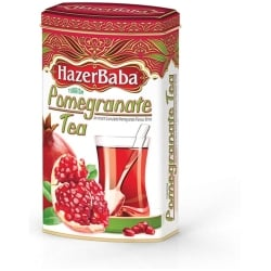 Turkish Pomegranate Tea, Hazer Baba