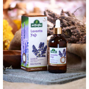 Turkish Lavender Oil
