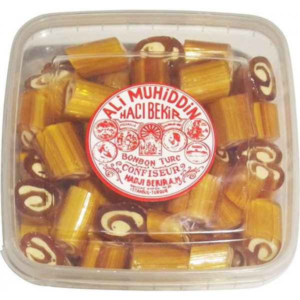 Lemon Flavoured Akide Candy