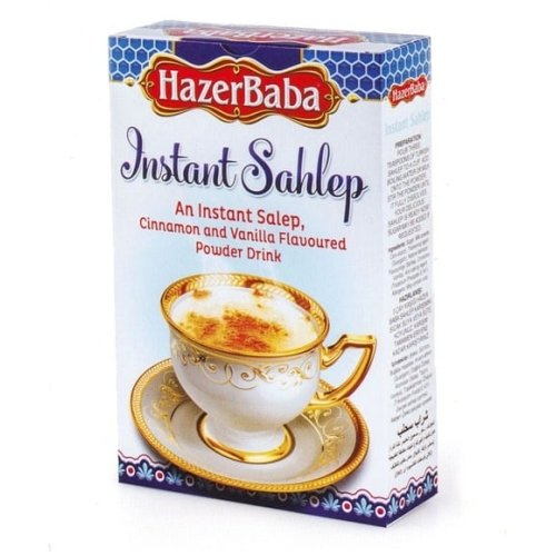 Hazer Baba Turkish Sahlep